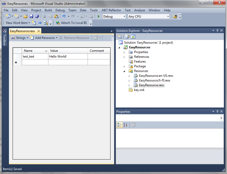 SharePoint 2010 Resource File Deployment Done Easy
